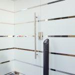 Decorative interior privacy film