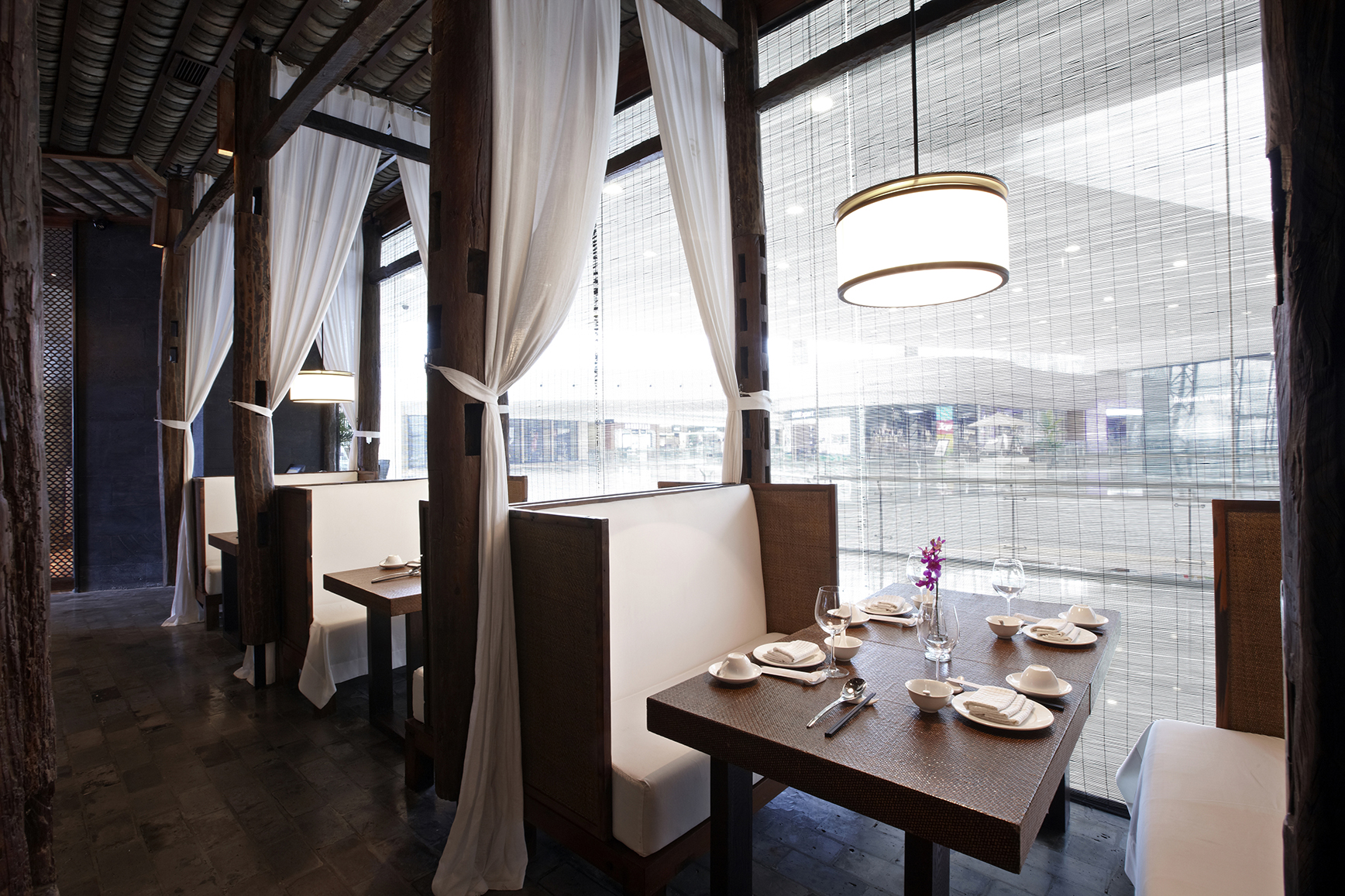 Interior Health Restaurant : Restaurant window film denver
