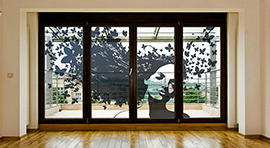 decorative window film for denver homes and offices - Decorative Window Film