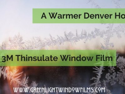 3m thinsulate window film denver
