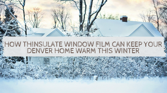 denver thinsulate window film