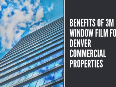 3m window film benefits denver